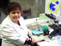 Лабораторное обследование животных